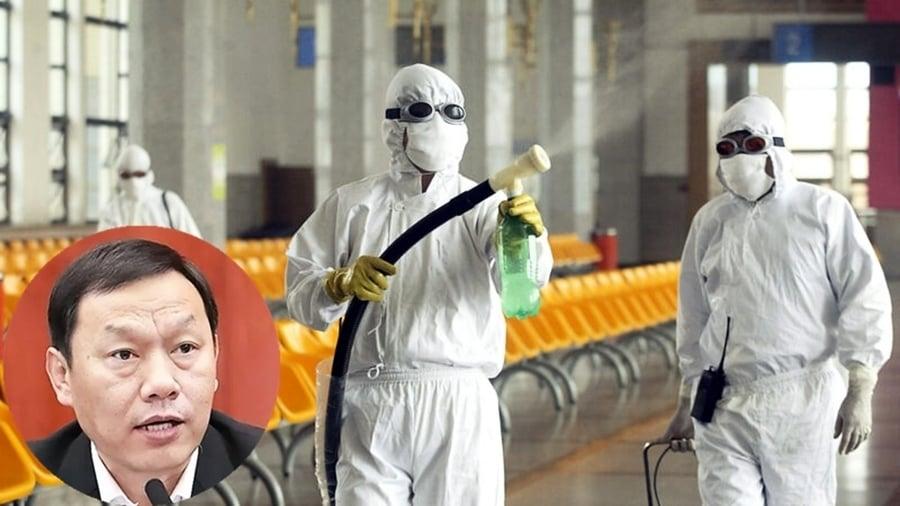 中共肺炎敏感時刻 市委書記辭任人大主任
