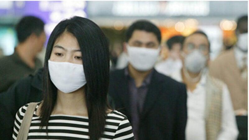 武漢爆發不明原因病毒性肺炎,並已擴散到香港、新加坡等地。(Christian Keenan/Getty Images)