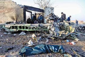 烏克蘭客機176人全罹難