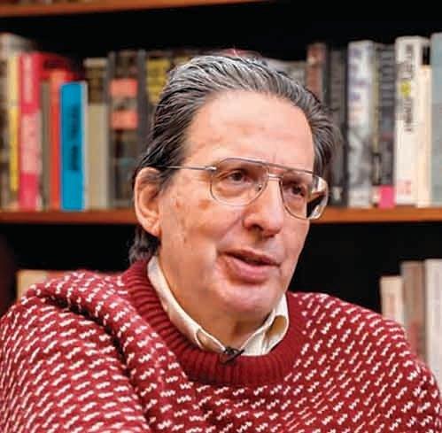 美國賓夕法尼亞大學教授林蔚(Arthur Waldron)接受英文大紀元專訪時,談到了中共體制已到了解體階段。(影片截圖)