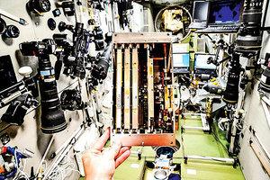 國際太空站的電腦 20年後終升級