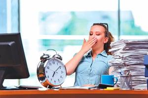五個方法縮短工時但不減少生產力