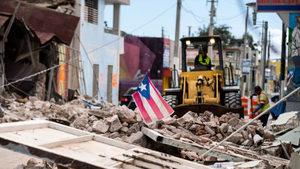 波多黎各遇百年來最強地震 全國2/3斷電