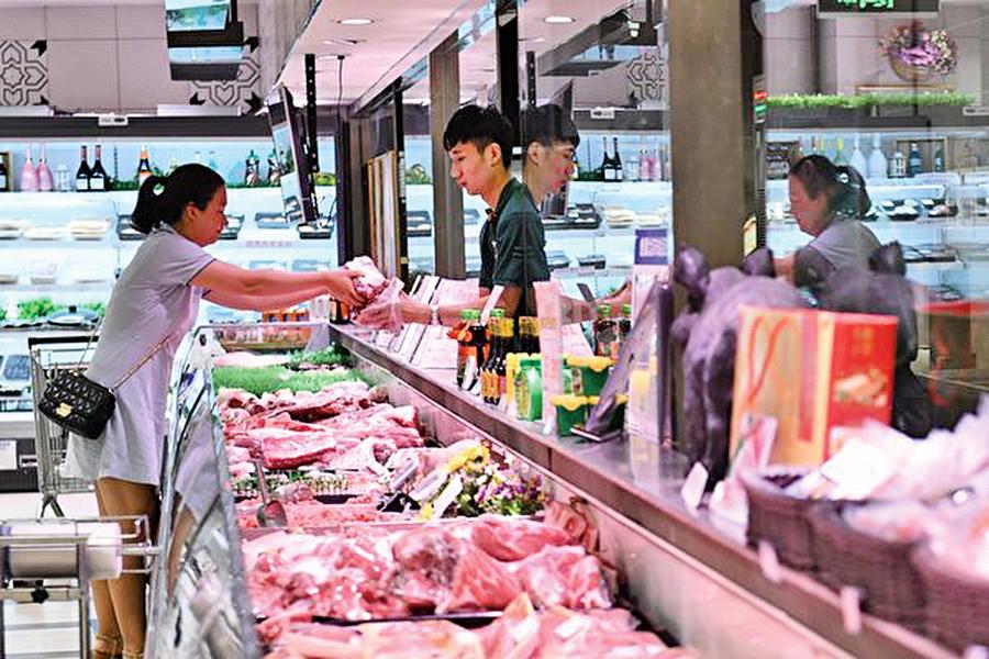 豬肉價同比漲159.7%  分析:年後暴漲