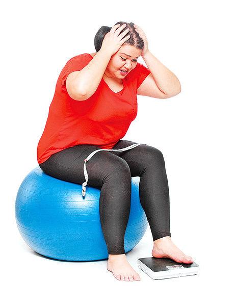 濕氣引起的肥胖 中醫四味茶飲健脾減重