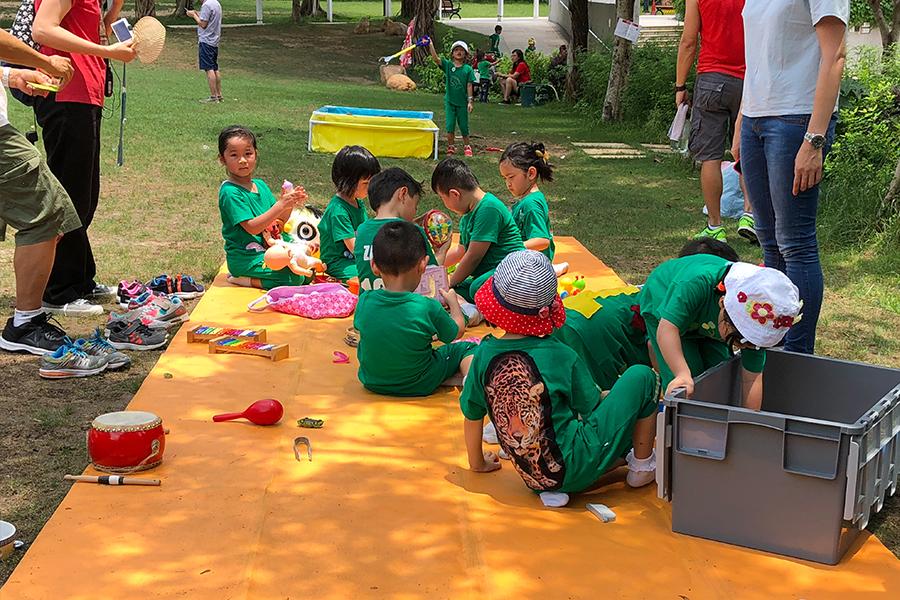 賽馬會智樂好玩社區同盟活動。(主辦機構網站)