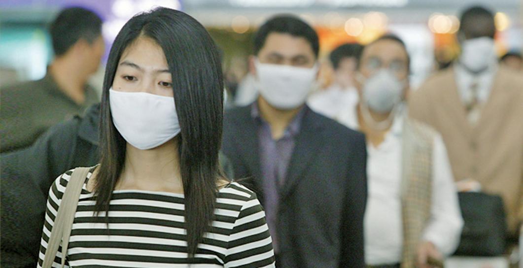 武漢爆發不明原因病毒性肺炎,疫情快速蔓延。(Getty Images)