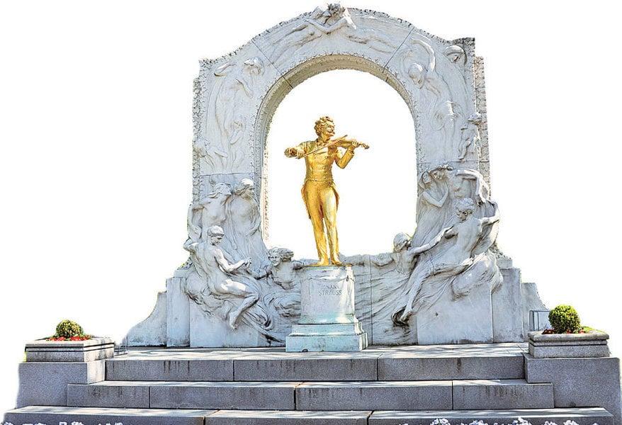 圓舞曲之家 維也納的施特勞斯
