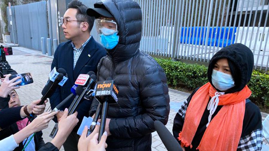 香港反送中救護組織負責人 在大陸被國安帶走