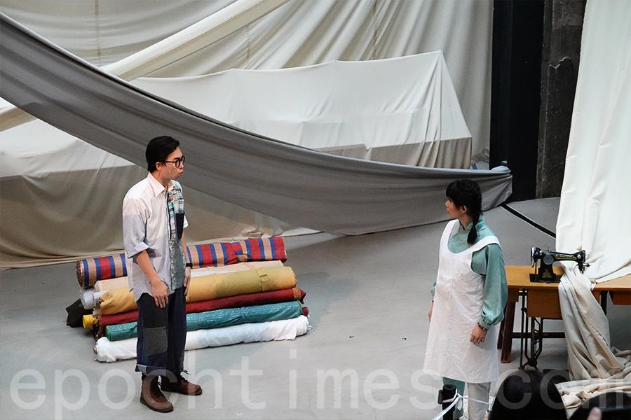 南豐紗廠主題展演 再現紡織業與社區互動
