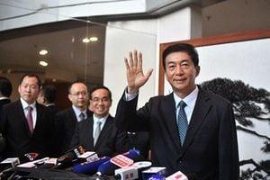 香港事務指揮中心在深圳而非香港