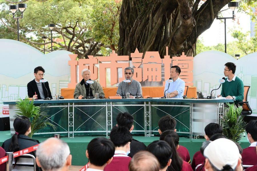 【城市論壇】學者:香港事件間接成為台灣選民的公投