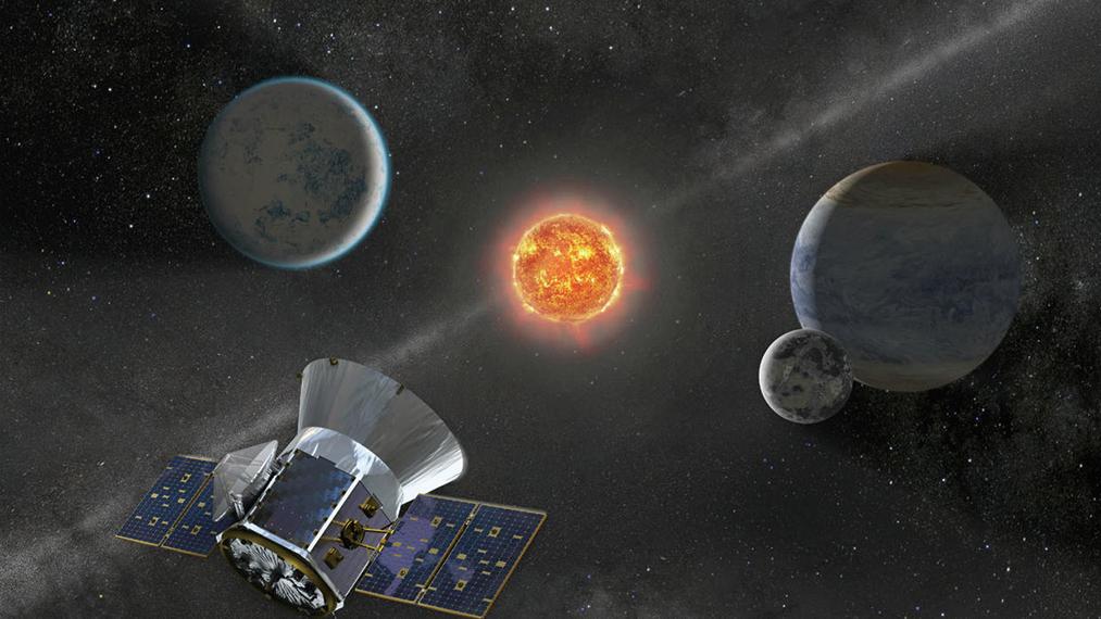 NASA發現可適居行星 距地球100光年