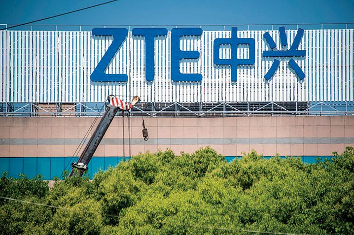 中興通訊正在阿根廷北部偏遠地區,胡胡伊省(Jujuy)建置安全錄像機。(Johannes Eisele/AFP/Getty Images)