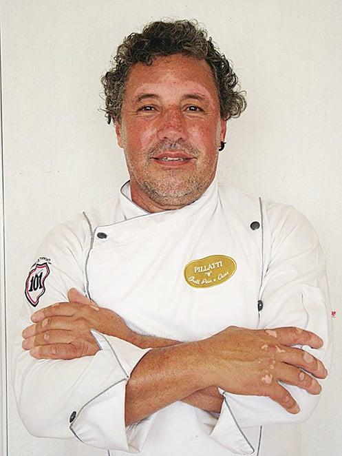 爺爺以前是名廚師,因為健康問題,處於半退休狀態。(Joao Stanganelli Junior FB)