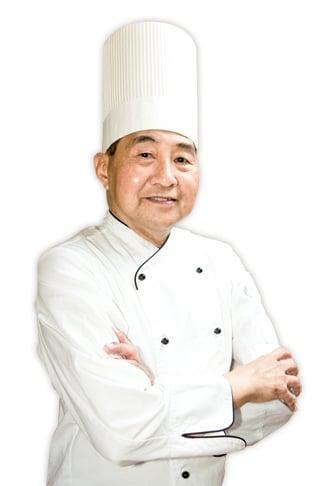 梁廚美食 雞油菌 炒帶子