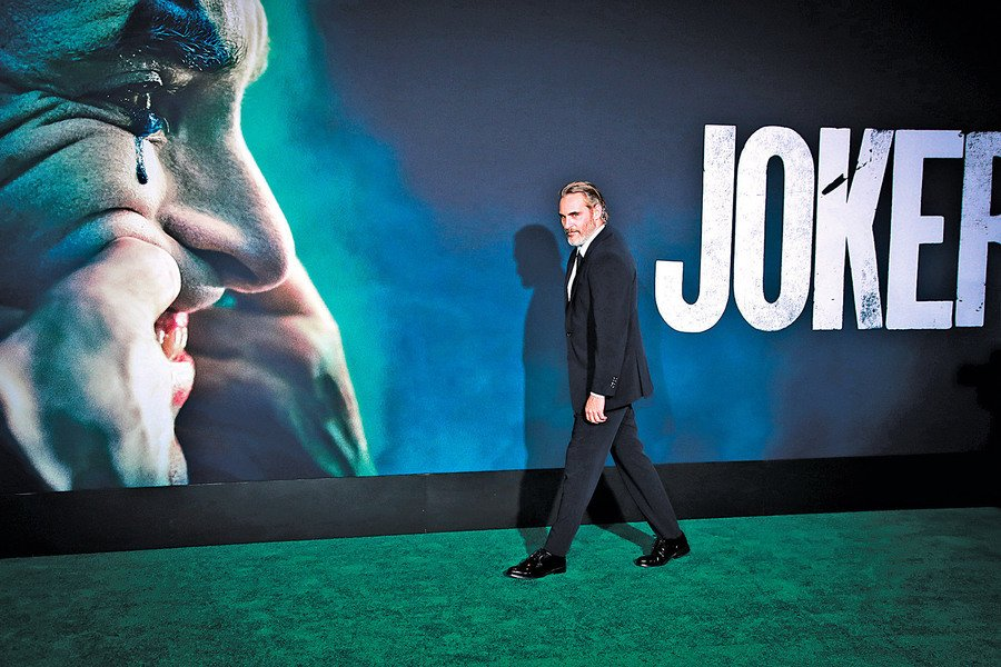 2020奧斯卡公佈提名名單 《JOKER小丑》聲勢最大 獲十一項提名