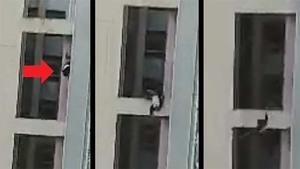 拍攝「被墜樓」香港菲傭傳被抓 罪名「偷窺」