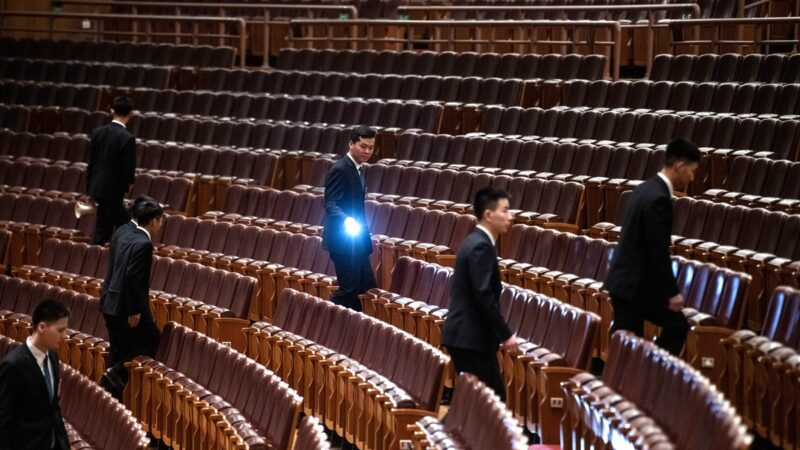 擔心「禍從口出」?廣東人大會議拒港媒採訪