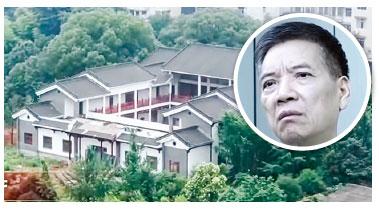 雲南省委前書記秦光榮在湖南老家的豪宅。