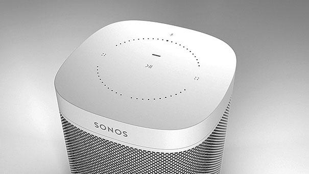 Sonos智能音箱,具有獨創的多空間協同播放功能。(Shutterstock)
