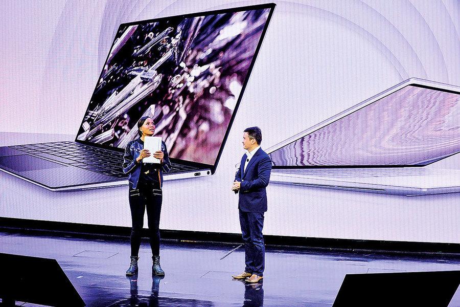 CES 2020 最有特色筆電 六款手提電腦新品上榜