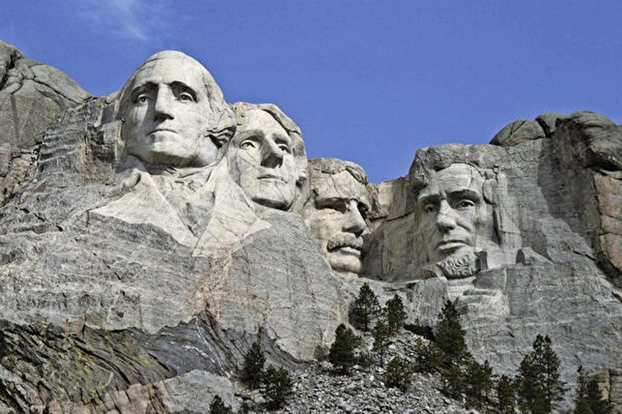 美國四位總統的神異經歷