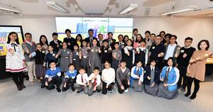 【活動速遞】「大埔創客夢飛翔」展覽 中小學STEAM教育展創意
