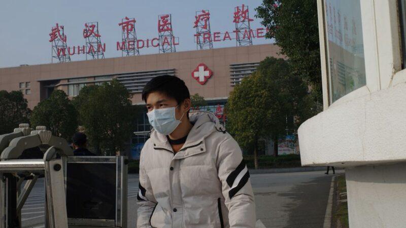 武漢肺炎新增一宗死亡個案 德專家稱屬SARS同種病毒