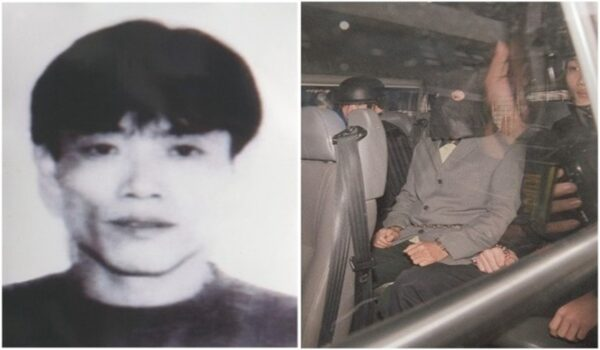 香港一代「賊王」季炳雄,在赤柱監獄服刑17年後,於1月18日早上刑滿出獄。(合成圖片)