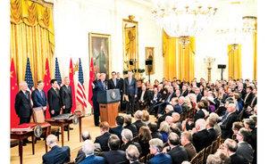 六大因素 令北京接受特朗普懲罰性關稅