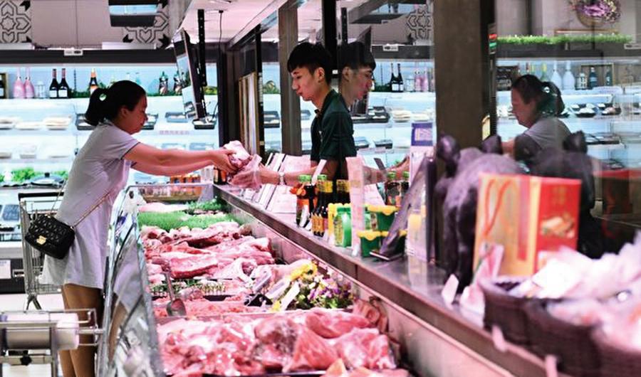 豬肉稀貴 市場投放緩不濟急