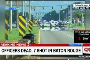 美路州再爆槍擊 3名警察被殺