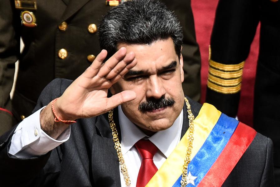 為終結制裁 馬杜羅稱願與美國談判