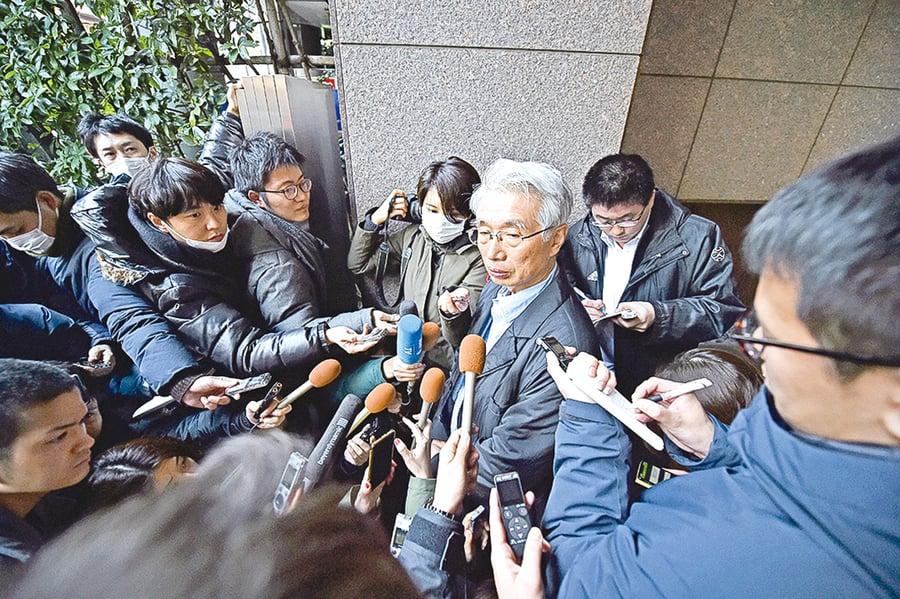 失誤導致出逃日本要懲處戈恩律師