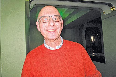 大學資訊總監 Wojtek Adamek。