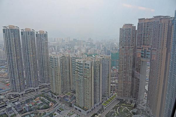 調查:香港連續十年成為樓價最難負擔城市