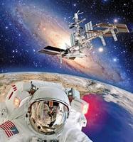 太空人頸靜脈現血栓 人體適合太空生活嗎?
