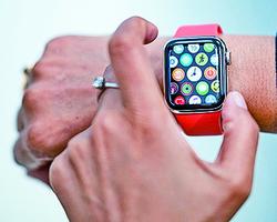 五分之一美國人佩戴智能手錶