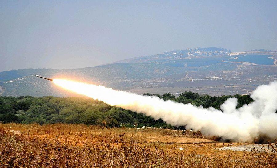 3枚火箭襲擊巴格達 2枚落在美大使館附近