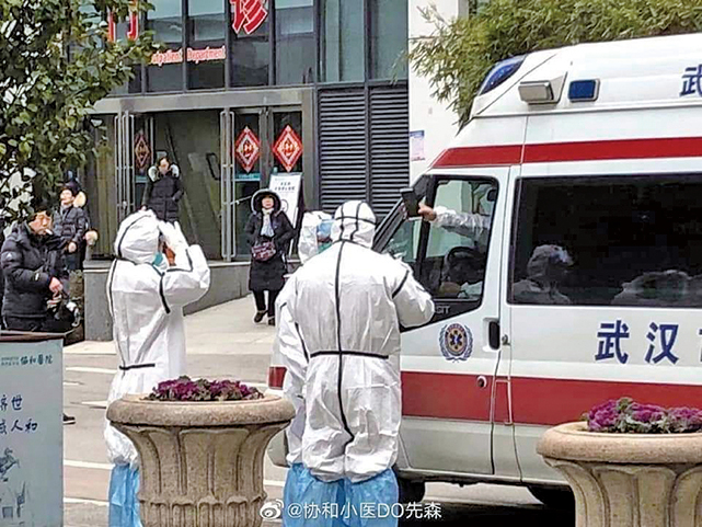 【北京觀察】肺炎疫情快速擴散 中國民眾需自救