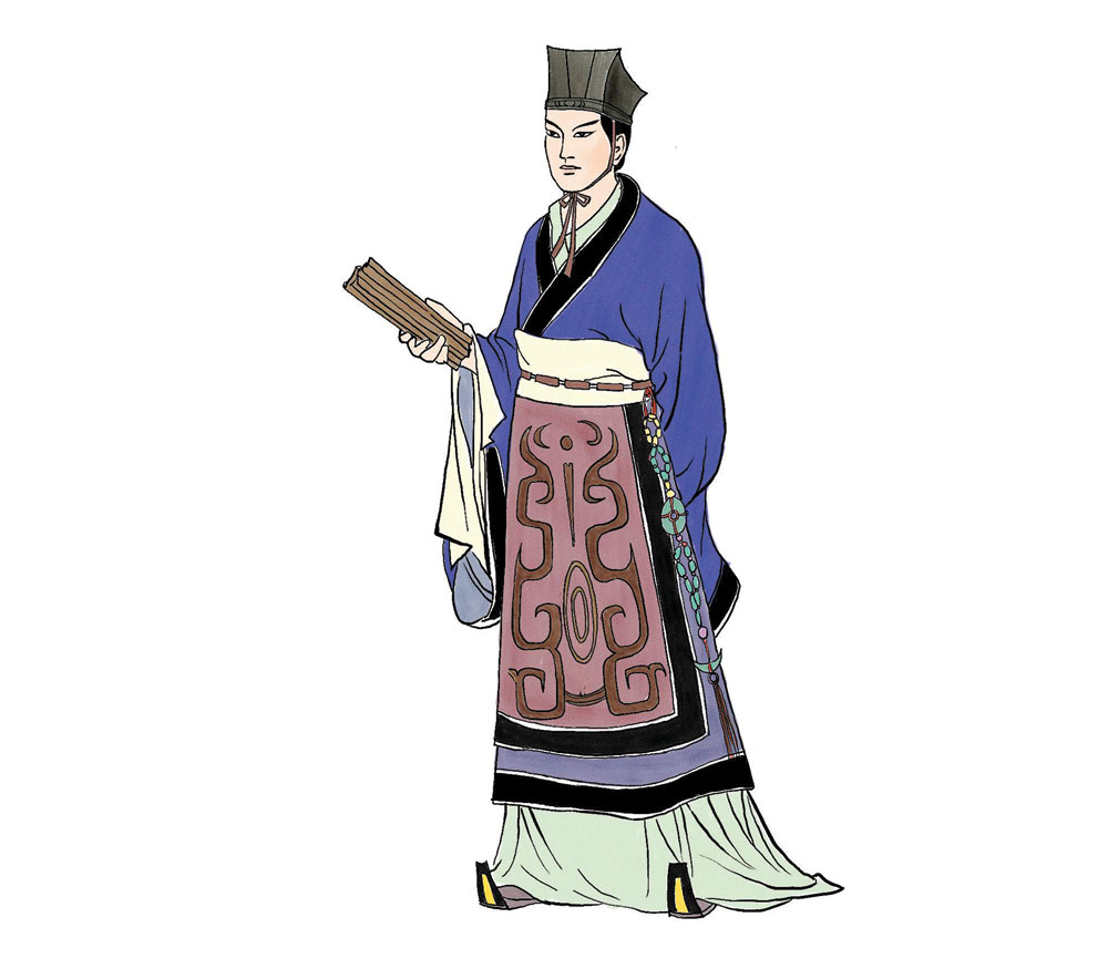 陳平是大漢開國的重要功臣,曾被項羽任命為都尉。