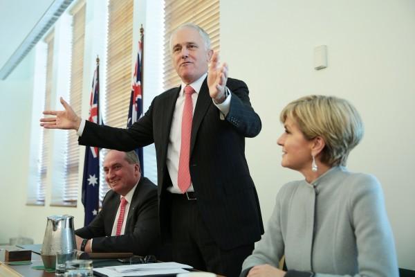 澳洲總理宣布新內閣名單 原班人馬留任多