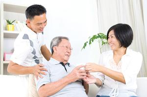 如何陪伴家中失智長者團圓過好年?