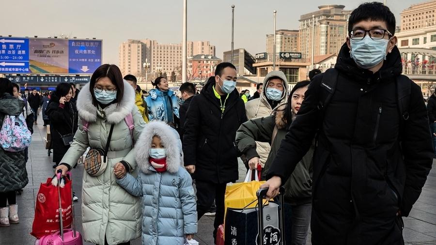 武漢市長呼籲:沒必要別到武漢 市民沒事別離開