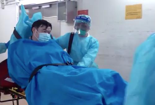 武漢肺炎疫情蔓延 本港今隔離2高度疑似病人