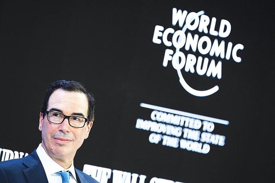 美財長:中美第二階段協議 關稅可能不會全部取消