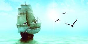 【浮生行吟】船