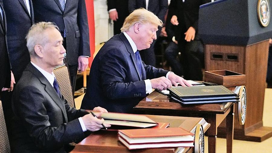 習近平未去美國簽約背後隱藏的危機