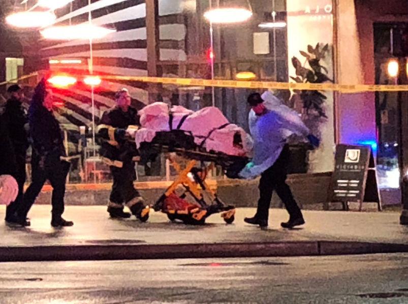 西雅圖市中心槍聲大作 釀1死5重傷